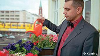 Владимир Каминер. 2004 г.