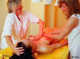 Massage is one of most lucrative aspects of Germany's wellness biz