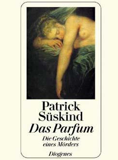 Обложка книги Парфюмер