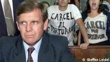 Alfredo Astiz, der blonde Folterknecht