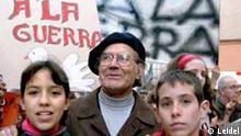 Adolfo Perez Esquivel, Friedensnobelpreisträger