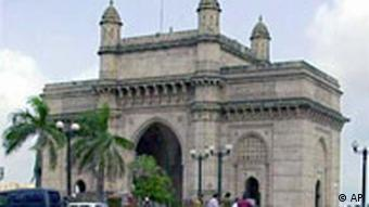 Gateway of India in Bombay