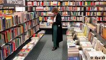 Buchhandlung Hugendubel in Berlin