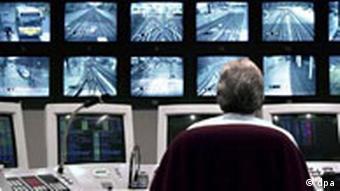 Videoüberwachung der öffentlichen Verkehrsmittel