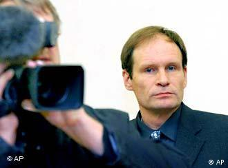 Armin Meiwes's manslaughter sentence could be overturned