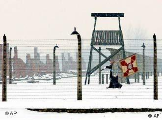 Jan. 27 is the 60th anniversary of the liberation of Auschwitz