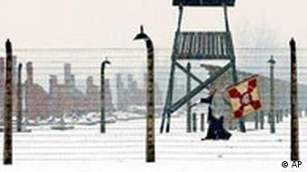 Holocaust Gedenktag in Auschwitz