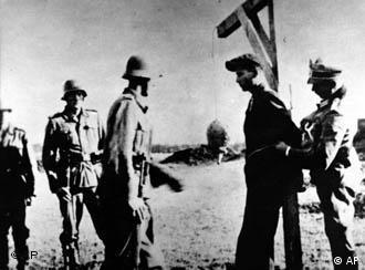 Солдаты стали соучастниками преступных планов Гитлера