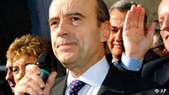 Alain Juppé Bürgermeister von Bordeaux