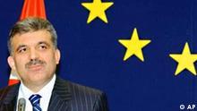 Abdullah Gül in Brüssel