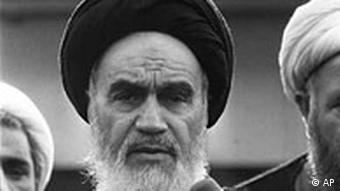 Iran Jahrestag Ayatollah Ruhollah Chomeini