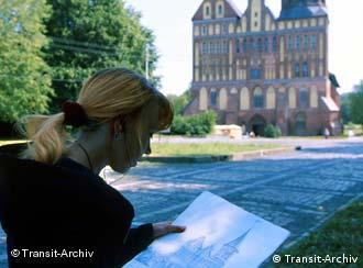 Von den Kaliningradern wieder aufgebaut: Der Königsberger Dom
