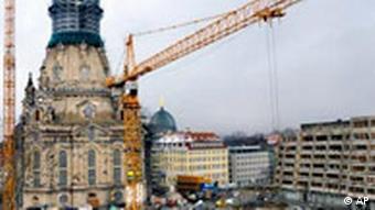 Bildgalerie Dresdner Frauenkirche