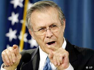 Rumsfeld won't be visiting Munich this year