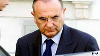 Адвокат Фірташа Дітер Бемдорфер (архівне фото)