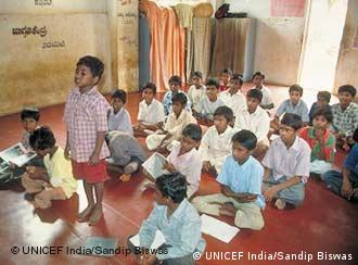 These children have gone from slaving away in the silk factories to learning at residential school.