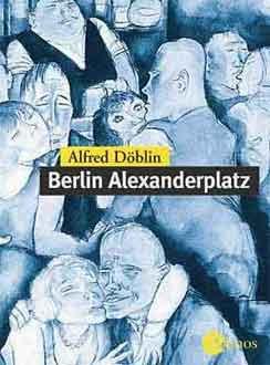آلفرد دوبلین: برلین، میدان الکساندر (جلد کتاب)