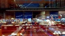 Börse in Frankfurt: DAX bricht den Kursaufschwung ab