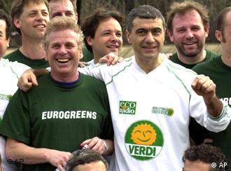 A level playing field for Europe's Greens.