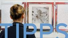 Tipp-Bild Austellungstipps v. 26.02.2004 Cecil Beaton National Portrait Gallery London