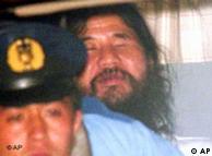 Shoko Asahara, the leader of the Aum Shinri Kyo cult, is on death row