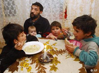 15 Millionen Roma in Europa