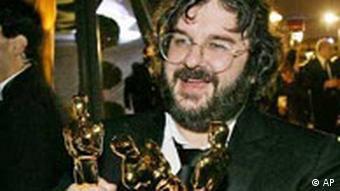 Oscar Preisträger Peter Jackson, 2004, Los Angeles