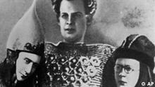 Prokofiev und Eisenstein im Film Alexander Nevsky