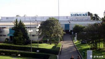 Heutiges Siemens Werk in Brasilien