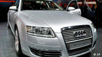 Audi A6, Internationaler Autosalon Genf 2004