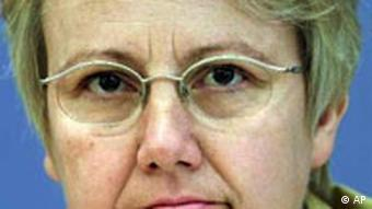Kompetenzteam CDU: Annette Schavan, Porträt