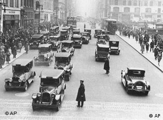 Seit 1908 auf den Straßen der USA unterwegs: GM-Automobile