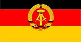 Bandeira da Alemanha Oriental