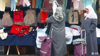 Türkische Frauen in Kreuzberg Berlin
