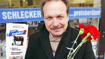 Gewerkschaft zu Discount Ketten Frank Bsirske