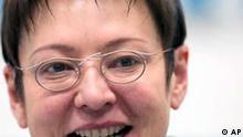Präsidentschaftswahlen in Russland Irina Chakamada