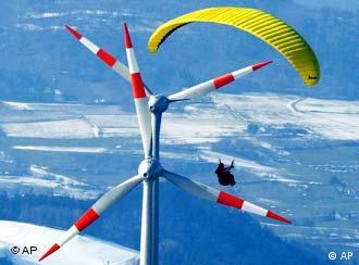 Erneuerbare Energien sollen ausgebaut werden