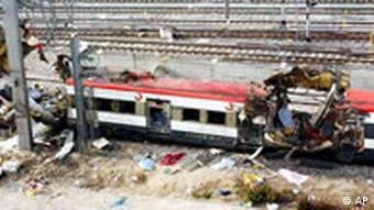 Bombenanschläge in Madrid