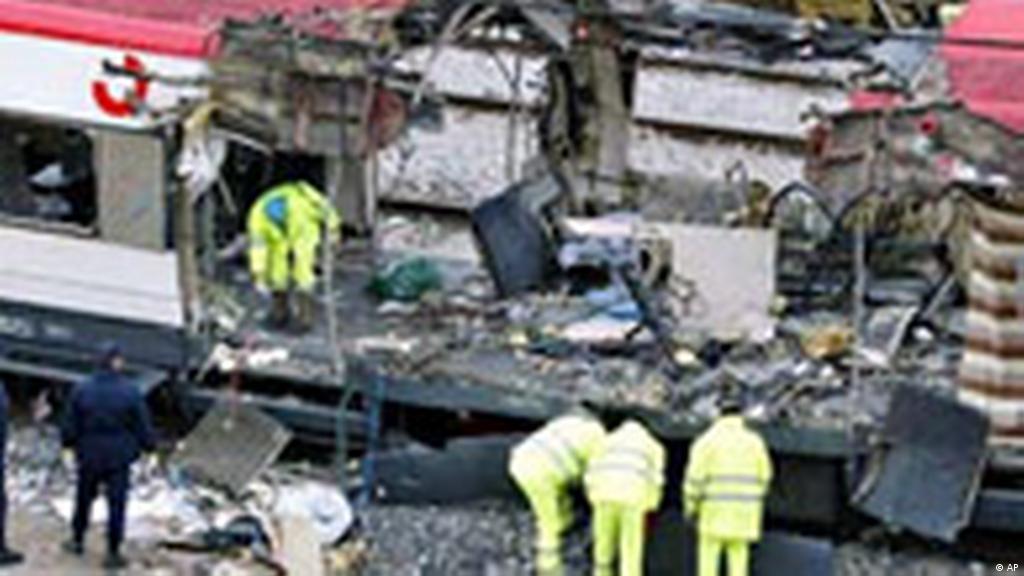 Three Ringleaders Convicted of Madrid Bomb Attacks | Europe| News ...