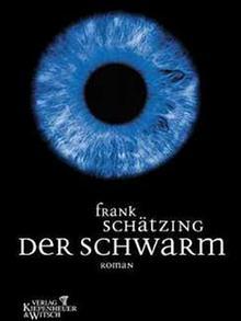 Buchcover von Frank Schätzing 'Der Schwarm'