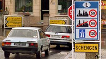 Bildgalerie 50 Jahre Römische Verträge Bild 12 b Schengener Abkommen