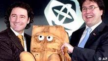 Grimme Preis Spezial 2004 für Bernd das Brot, Tommy Krappweis und Frank Beckmann