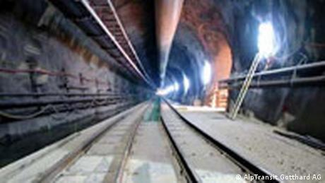 Gotthard Tunnel