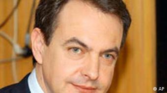 Jose Luis Rodriguez Zapatero Spanien