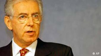 EU Mario Monti gegen Microsoft