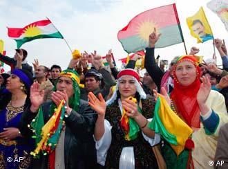 unterdrückung der kurden