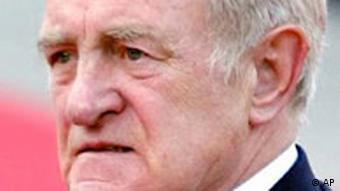 Bundespräsident Johannes Rau