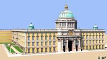 Projekt Stadtschloss für Berlin