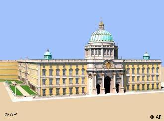 Projeto do arquiteto italiano Francesco Stella