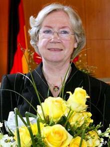 Jutta Limbach Goethe Institut